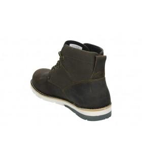 Zapatos fluchos f0344 negro para caballero