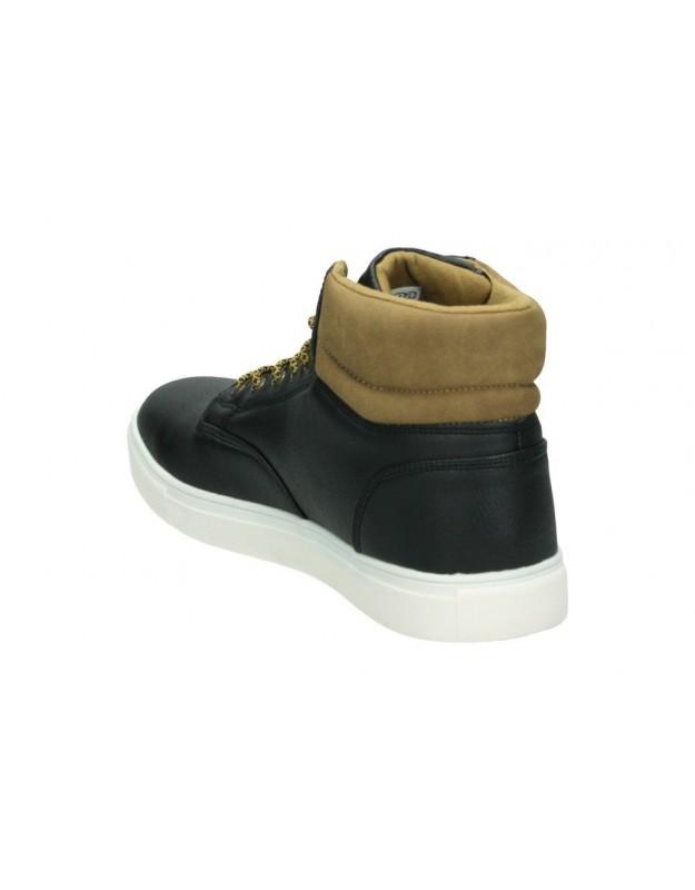 Botines sonnax 26911 negro para moda joven