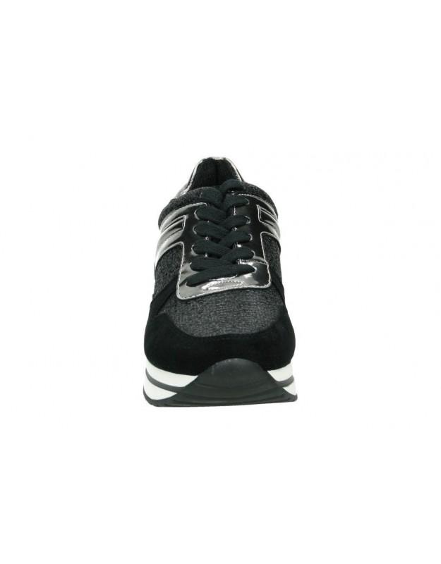 zapatillas adidas blancas rayas grises mujer