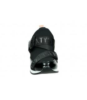 Zapatos color negro de casual doctor cutillas 64804