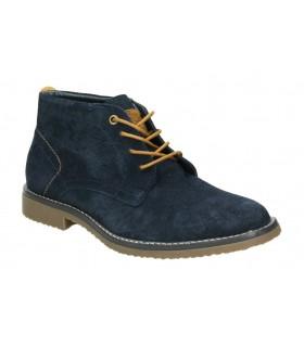 Zapatos casual de caballero paredes cp18204 color marron