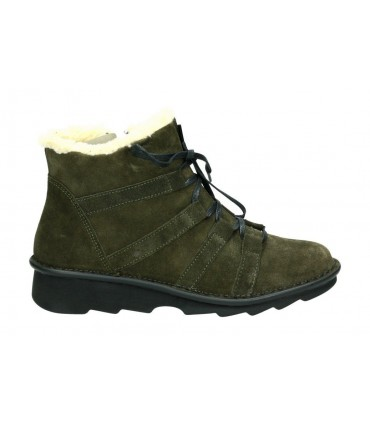 Zapatos maria jaen 4115n marron para señora