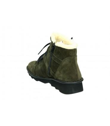 Zapatos para caballero t2in r-2750 marron