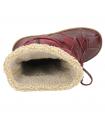 Zapatos para señora planos dr.martens 3989 en negro