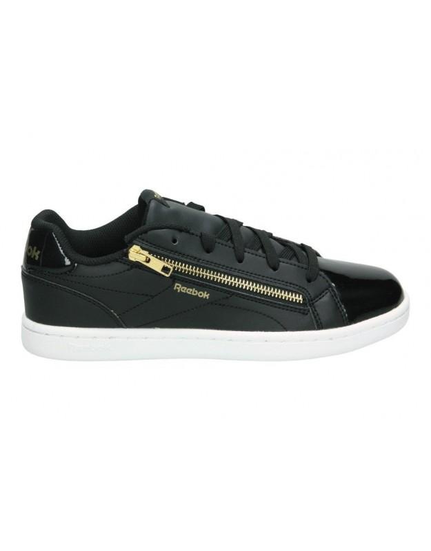 Zapatos para niña planos asso ag550-850 en blanco