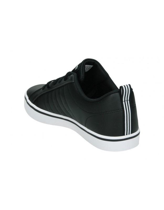 Deportivas color gris de casual adidas db0156