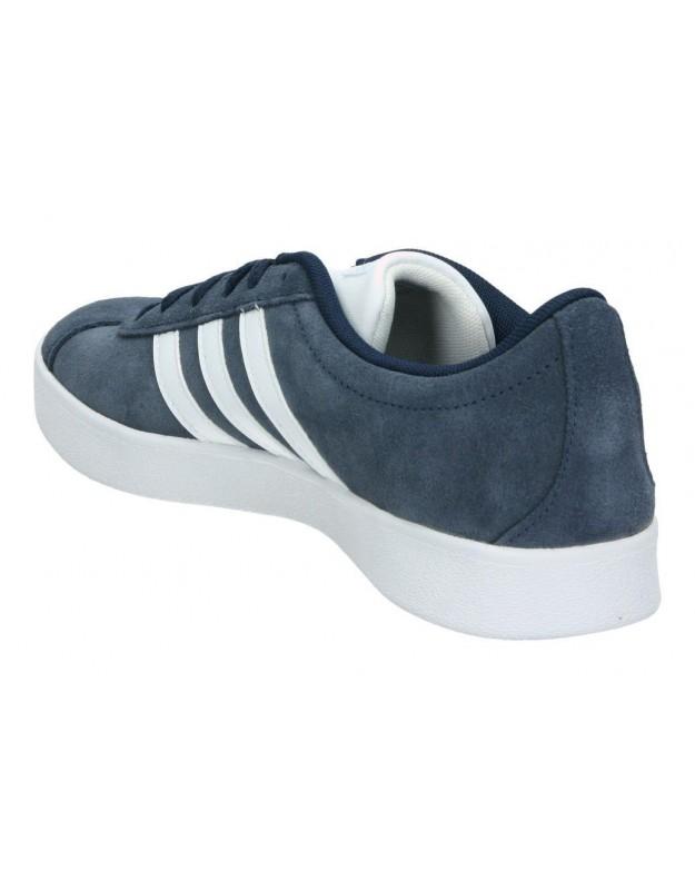 Skechers azul 52631-nvy deportivas para caballero