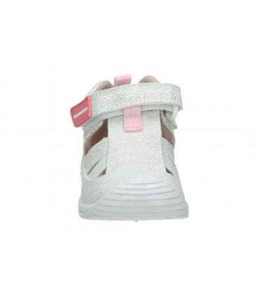 Zapatos color blanco de casual xti 56805
