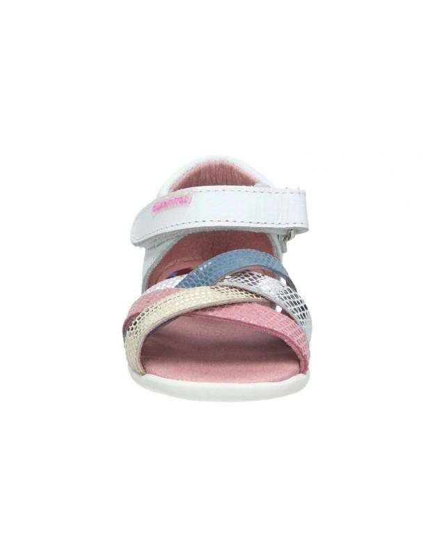 Skechers blanco 12363-wsl deportivas para señora