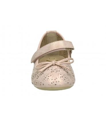 Sandalias para niña planos biomecanics 192123 a en blanco