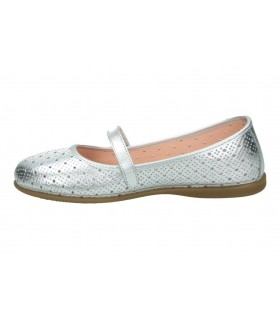 Sandalias color blanco de casual lrk 4408