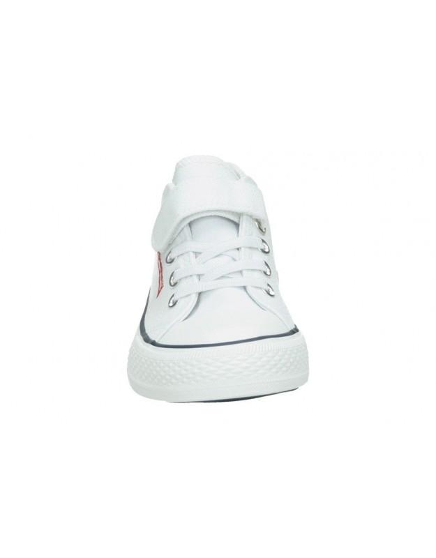 Pablosky blanco 462500 sandalias para niña