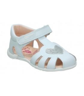 Sandalias para niño planos katini klm15880 en azul