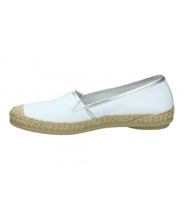 Sandalias para niña planos pablosky 467600 en blanco