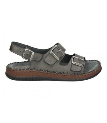 Zapatos para niño planos biomecanics 192146 b en gris
