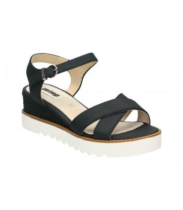 Zapatos para niña planos xiquets 70428 en plata