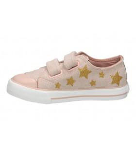 Sandalias para moda joven tacón mtng 50684 en rosa