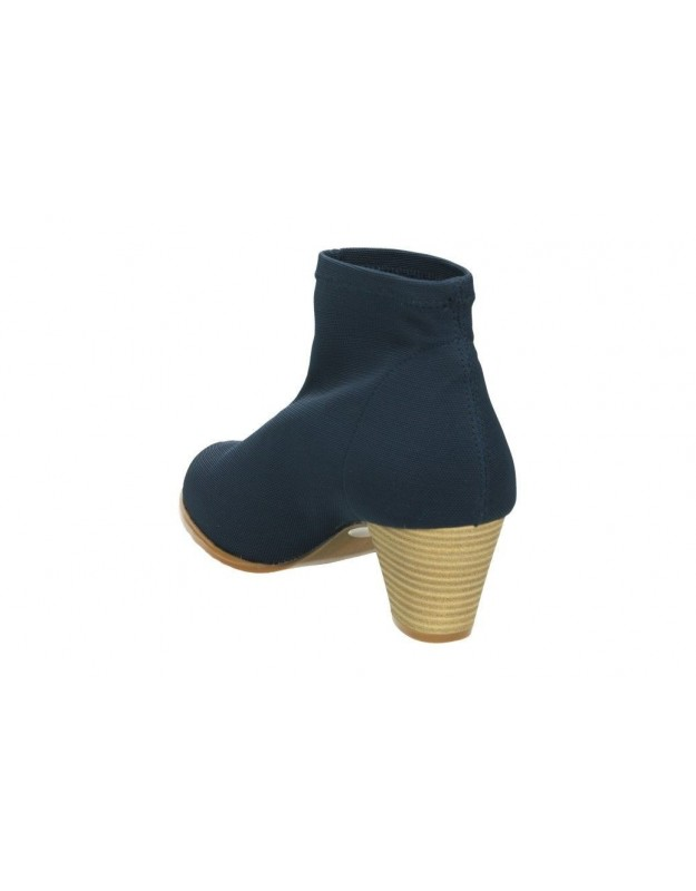Sandalias casual de señora amarpies abz15036 color beige