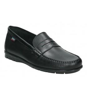 Zapatos callaghan 17600 verde para caballero
