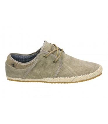 Zapatos casual de moda joven d´angela dgh15686-m color rojo