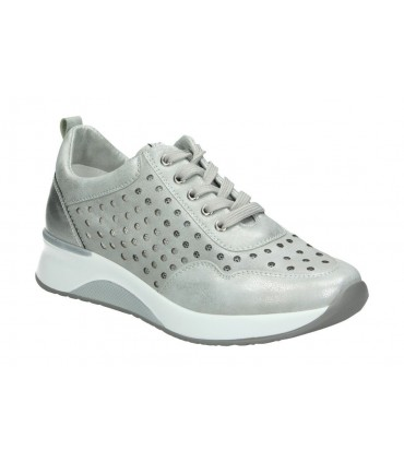 Zapatos para señora desireé 91050 beige