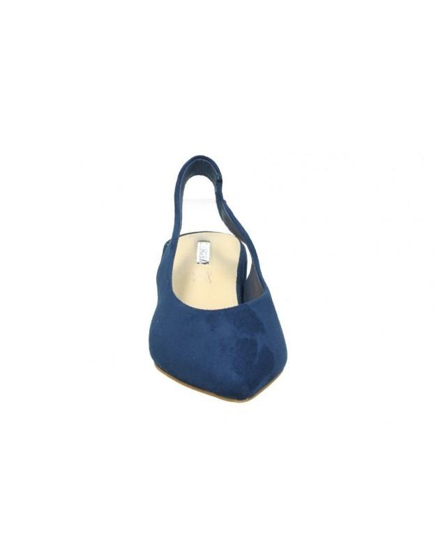 Sandalias para moda joven cuña francesco milano s32-4p en dorado