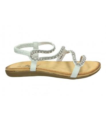 Zapatos color marron de casual fluchos f0440