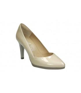 Zapatos para caballero planos dunlop 35369 en azul