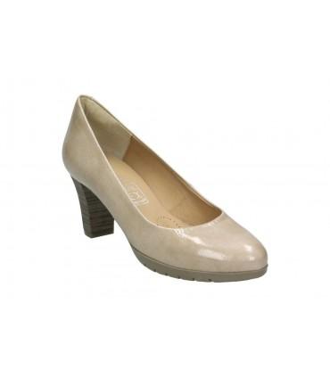 Sandalias para moda joven chk10 dona 08 marron