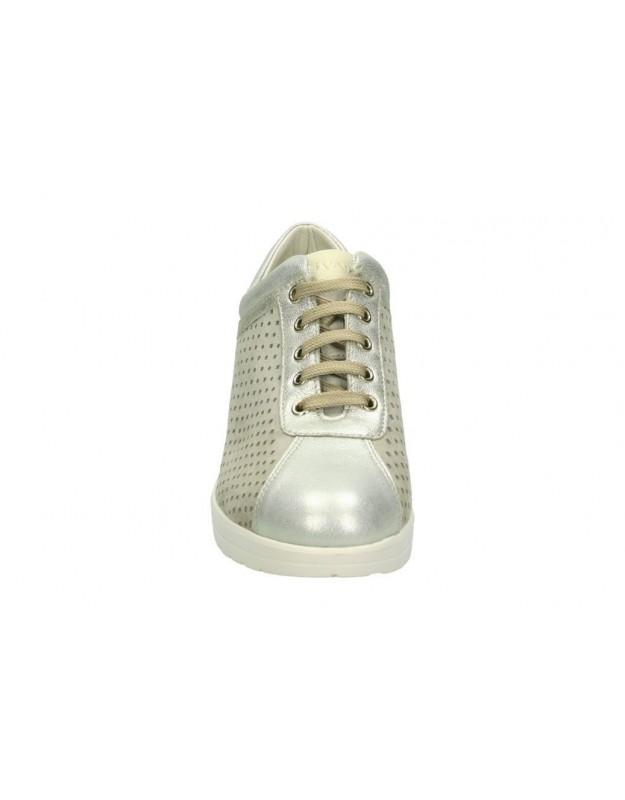Sandalias casual de moda joven francesco milano s28-3p color negro
