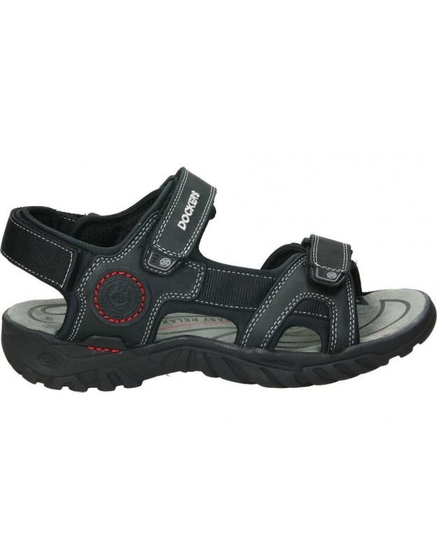 Zapatos para moda joven chk10 nadia 12 negro
