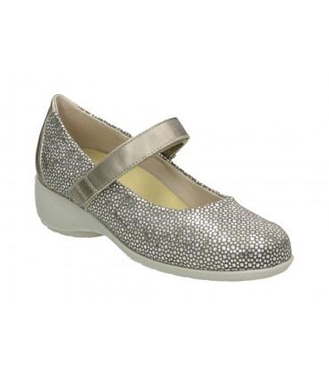 Zapatos para caballero planos deity plj15903-me en marron