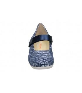 Sandalias para moda joven tacón foot gear 10320 en gris