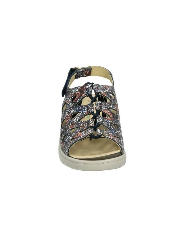 Zapatos casual de moda joven d´angela dgh15686-m color amarillo