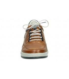 Zapatos casual de moda joven c. tapioca t3275-2 color amarillo