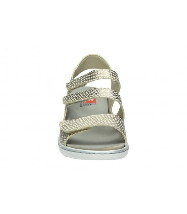 Amarpies amarillo aqh15153 zapatos para señora