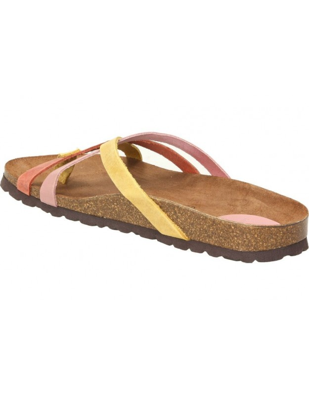 Zapatos casual de moda joven c. tapioca t3275-97 color beige