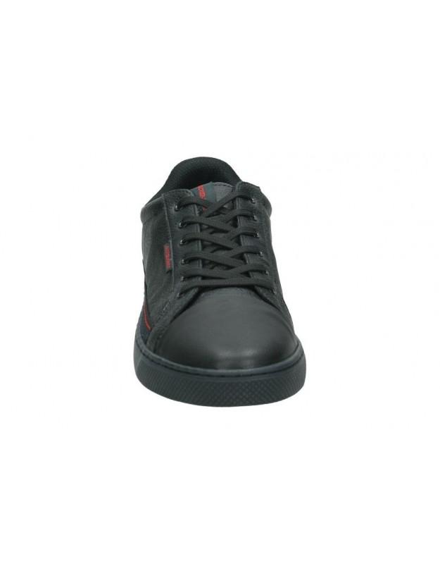 Zapatos color negro de vestir desireé 91050