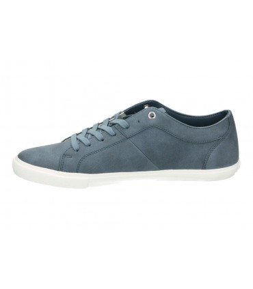 Zapatos color azul de casual dunlop 35378