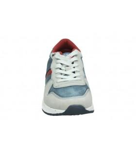 Zapatos casual de moda joven d´angela dgh15724-m color azul