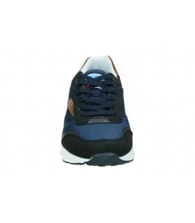 Zapatos on foot 3500 marron para caballero