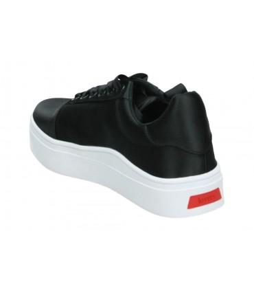 Zapatos para caballero planos dunlop 35378 en gris