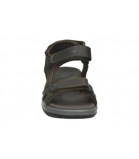Lrk negro 4375 sandalias para señora