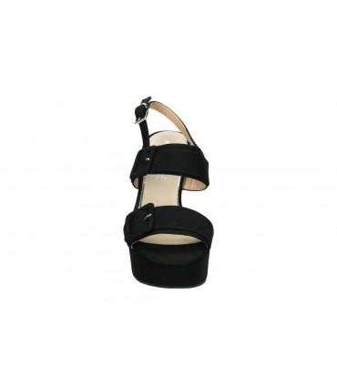 Zapatos para señora planos nature 3982 en beige