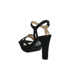 Sandalias color negro de casual maria mare 67304