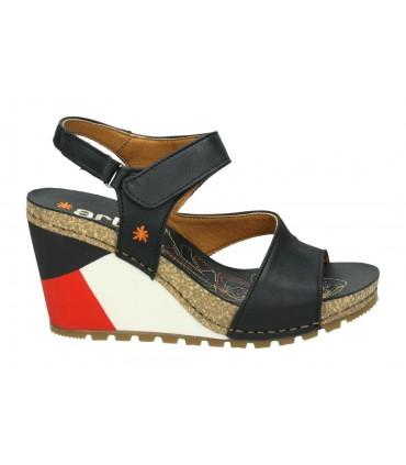 Zapatos nuper 7901 negro para caballero