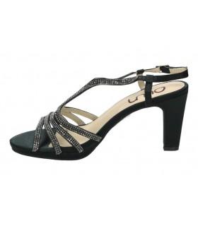 Sandalias para señora tacón own w1901603 en gris