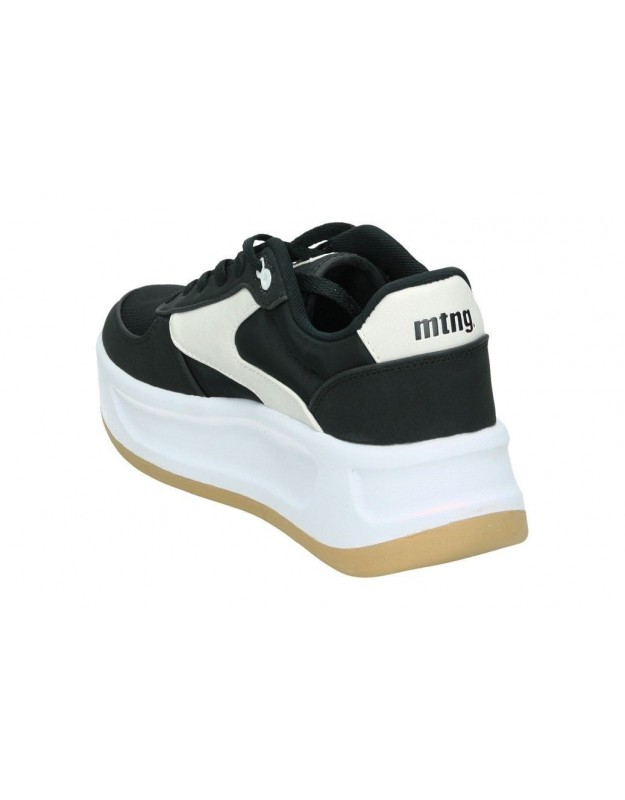 Zapatos casual de señora pitillos 5557 color dorado