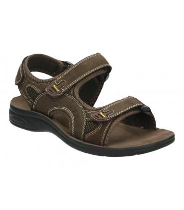 Sandalias para señora pitillos 5510 gris