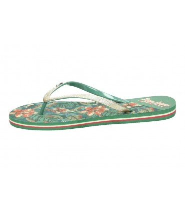 Relaxshoe beige 528-008 sandalias para señora